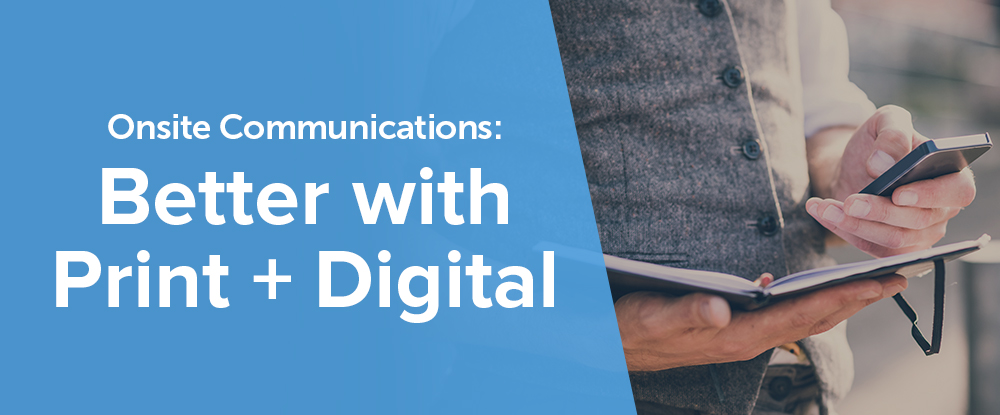 When did it become one or the other - print or digital - when talking about conference communications? Join contributor Jenn Waters as she explores how digital and print can work together to create exceptional attendee and sponsorship experiences.