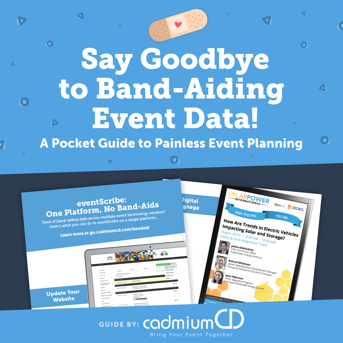 A Pocket Guide to Painless Event Planning