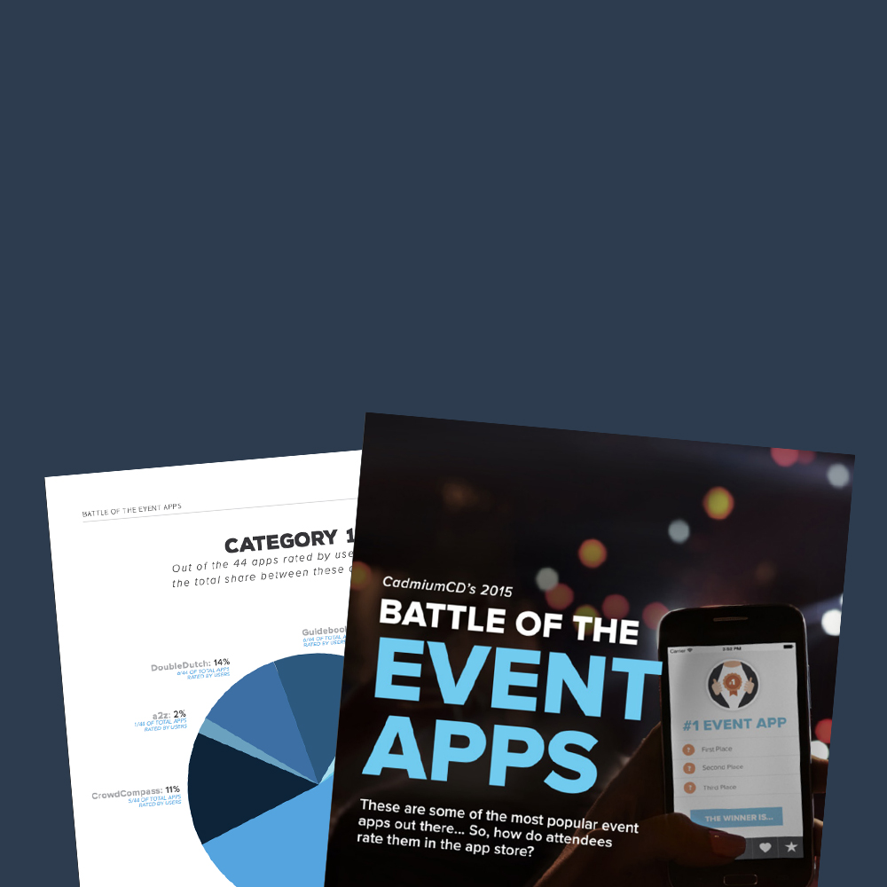 Battle of the Event Apps