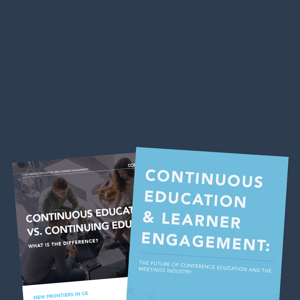 Continuous Education & Attendee Engagement
