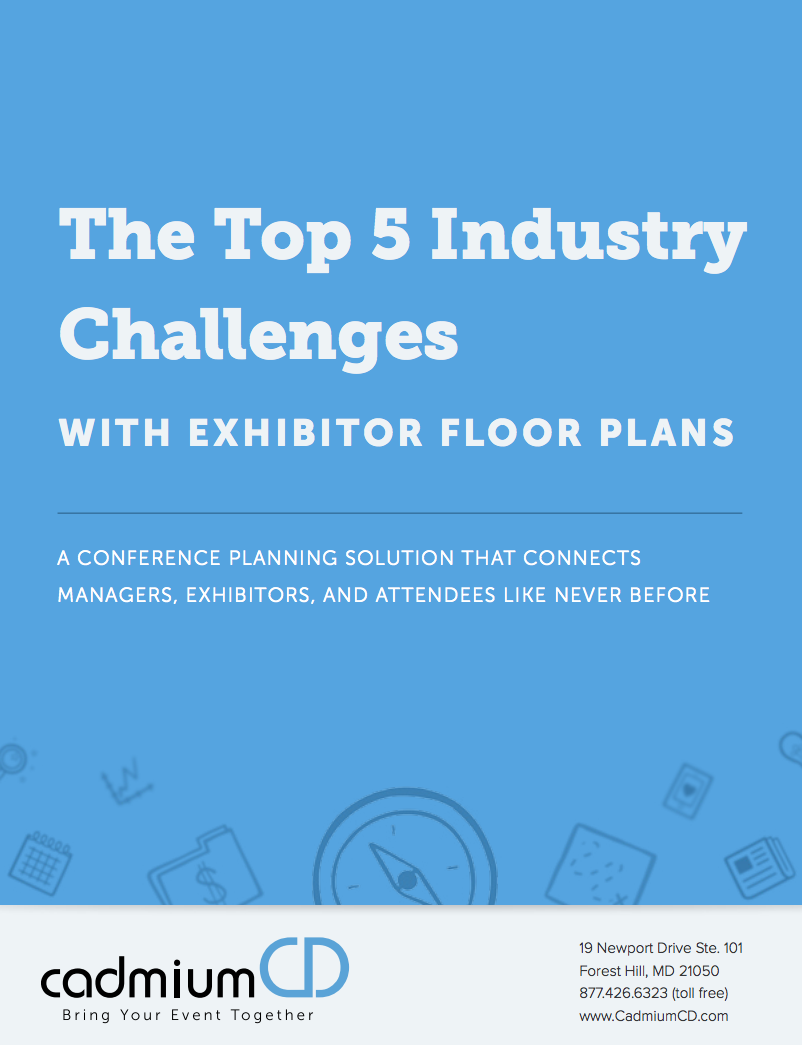 Top 5 Challenges with Expo Floor Plans