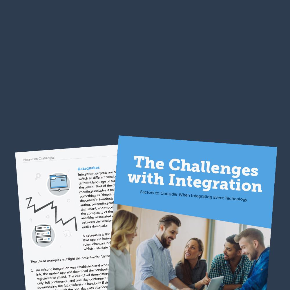 Event Technology Integrations